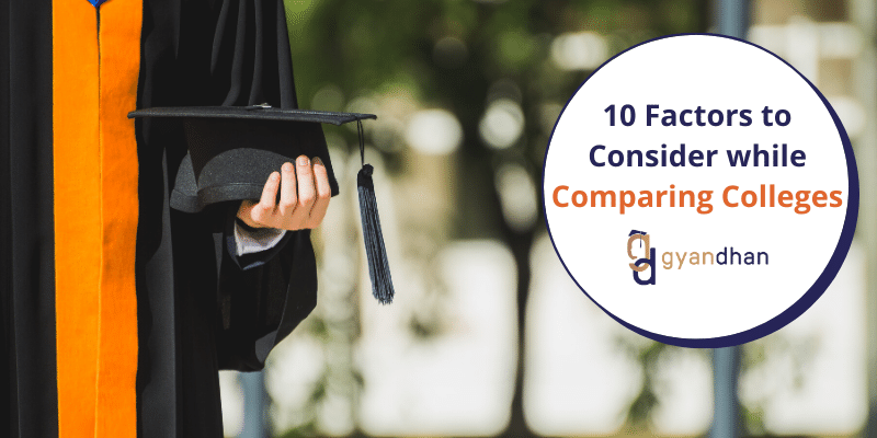 10 Factors to Consider while Comparing Colleges to Study Abroad