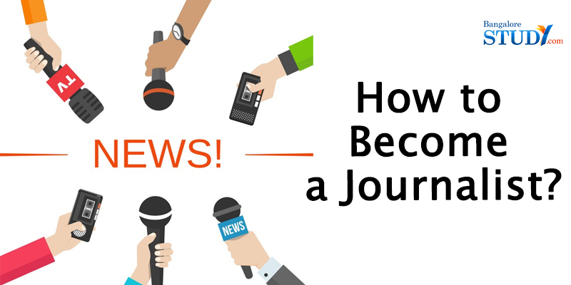How to Become a Journalist?