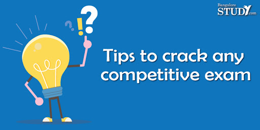 Tips to crack any competitive exam