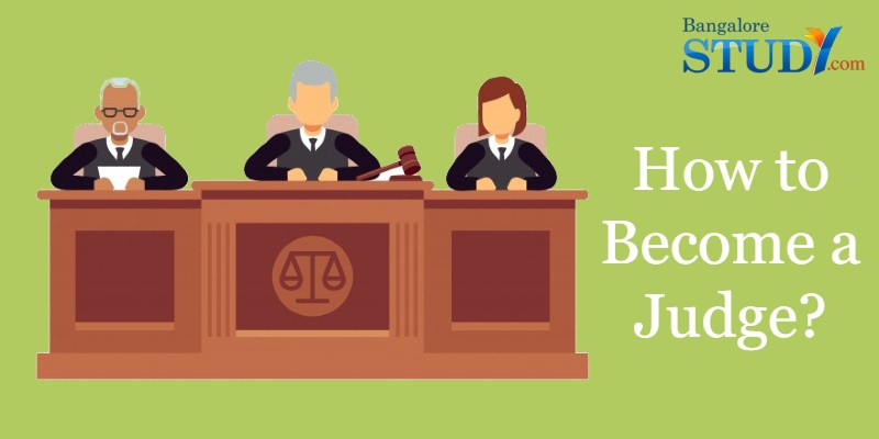 How to Become a Judge?