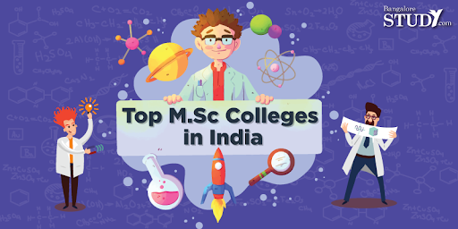 Top M.Sc Colleges in India