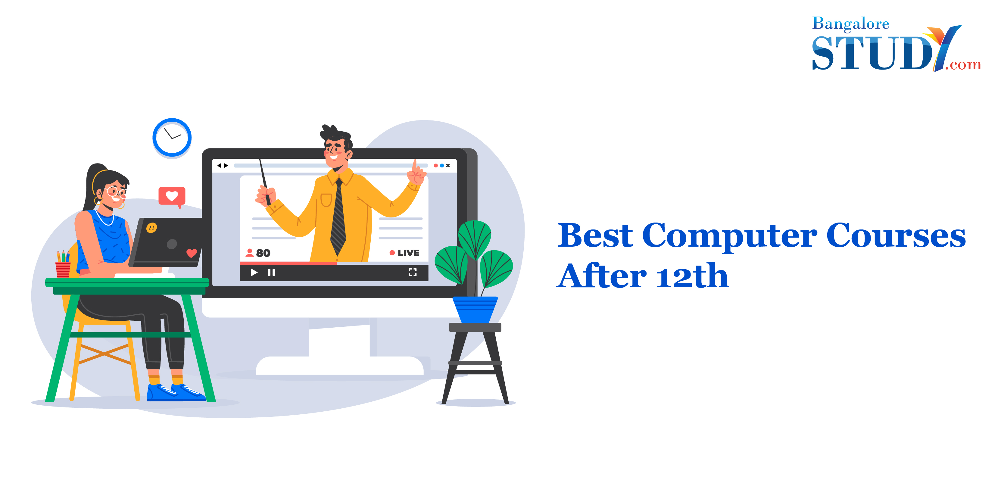 Best Computer Courses After 12th