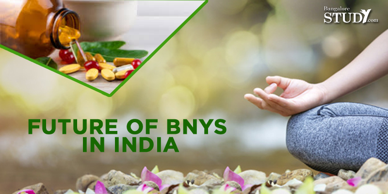 Future of BNYS in India