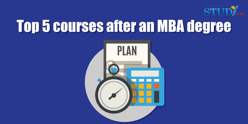 Top 5 Courses after an MBA Degree