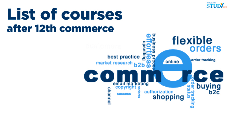 List of Top Courses to do After 12th Commerce