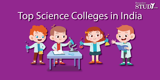 Top Science Colleges in India