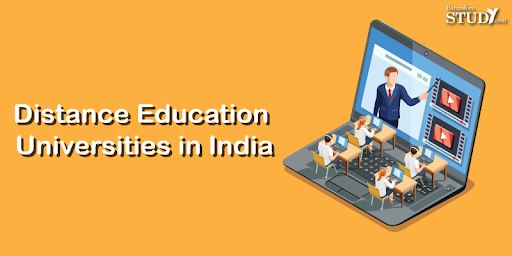 Distance Education Universities in India