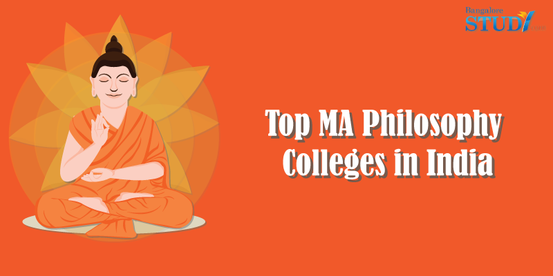 Top MA Philosophy Colleges in India