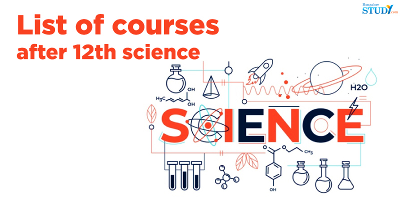 Top Science Courses after 12th Standard