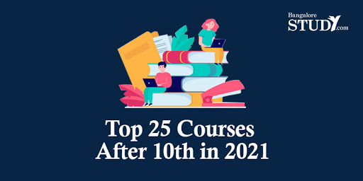 Top 25 Courses After 10th in 2021