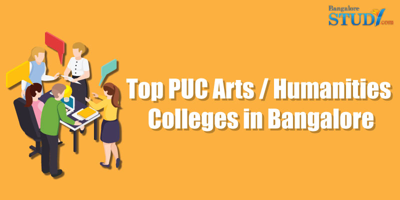 Top PUC Arts/ Humanities Colleges in Bangalore