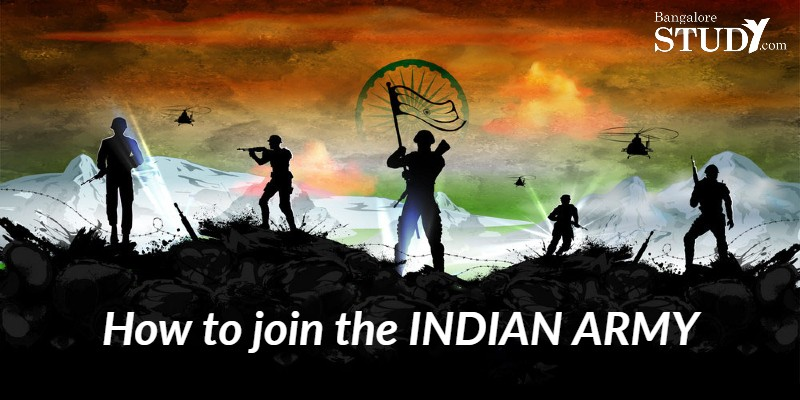 How to join the Indian Army