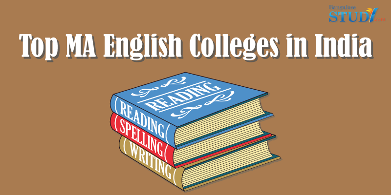 Top MA English Colleges in India