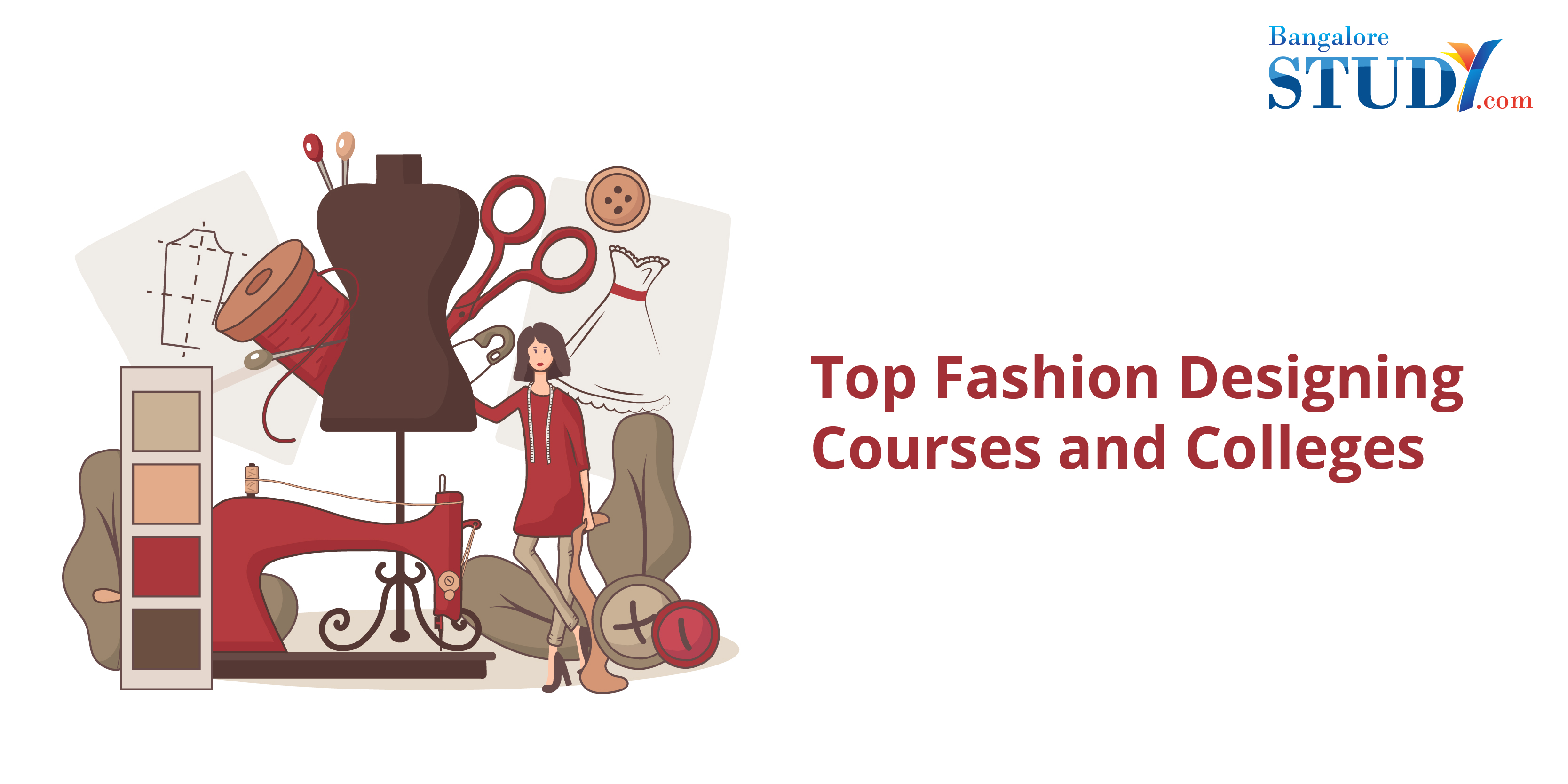 Top Fashion Designing Courses and Colleges