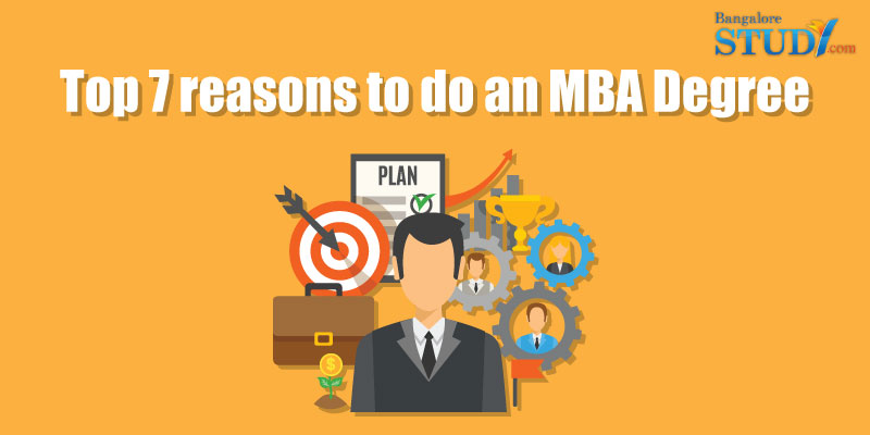 Top 7 Reasons to do an MBA Degree