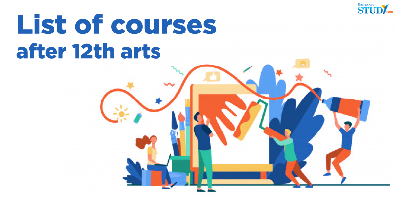 List of Top Courses After 12th for Arts & Humanities Students