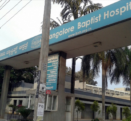 Baptist Hospital, Institute of Allied Health Sciences