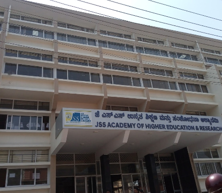 Department of Allied Health Sciences, JSS Academy of Higher Education and Research(Mysuru)