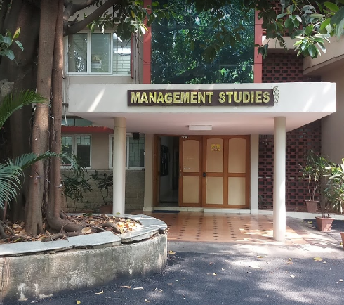 Department of Management Studies, Indian Institute of Science