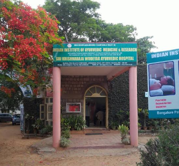 Indian Institute of Ayurvedic Medicine & Research