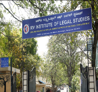 RV Institute of Legal Studies